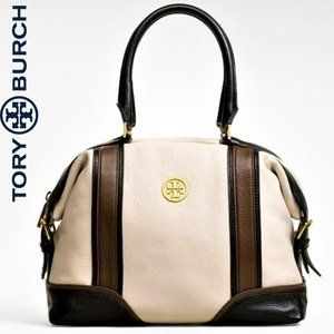Tory Burch Large Ally Purse Leather Satchel NWOT